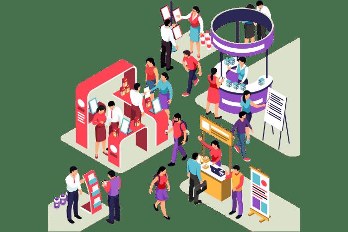 Ecommerce events ticketing platform