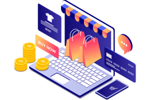 Ecommerce subscription store